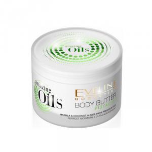 Eveline Amazing Oils Body Butter Pistachio 200ml