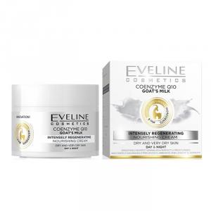 Eveline Goats Milk Intensely Regenerating Day And Night Cream 50ml