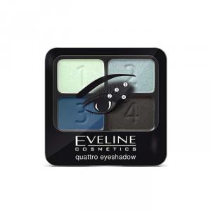 Eveline Quattro Eyeshadow 01