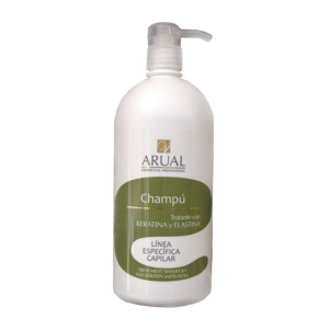 Arual Keratin Shampoo 200ml