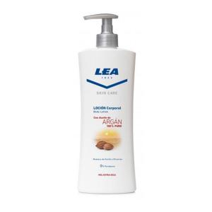 Lea Skin Care Lozione Per Il Corpo Con Olio Di Argan Pelle A Secco 400ml