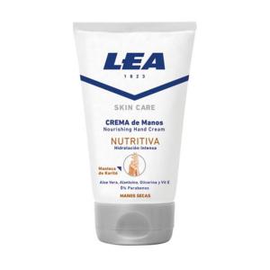 Lea Skin Care Burro Di Karité Crema Nutriente Mano 125ml