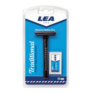 Lea Traditional Shaving Razor + 10 Blades