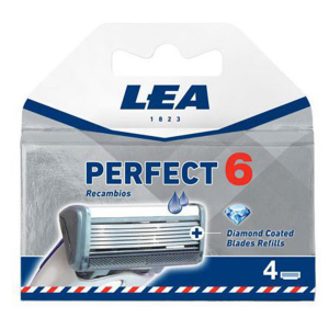 Lea Perfect 6 Blades + Diamond Blades 4 Unitá