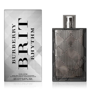 Burberry Brit Rhythm Eau De Toilette Intense Spray 50ml