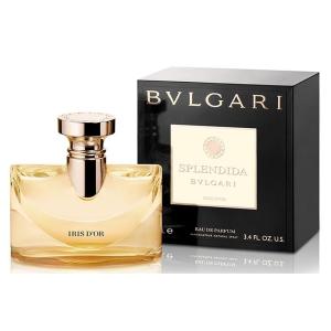 Bvlgari Splendida Iris D'Or Eau De Parfum Spray 100ml