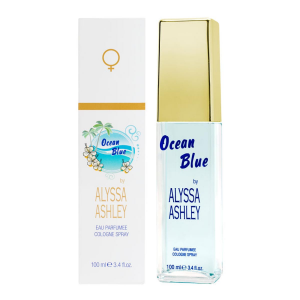 Alyssa Ashley Ocean Blue Eau De Parfum Spray 100ml