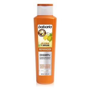 Babaria Argan Shampoo Keratin 400ml
