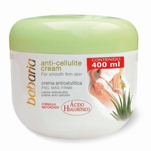 Babaria Aloe Crema Anticellulite 400ml