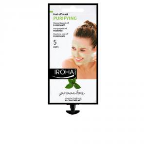 Iroha Nature Purificante Maschera Peel Off Tè Verde 5 Usi