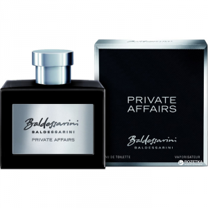 Baldessarini Private Affairs Eau De Toilette Spray 50ml