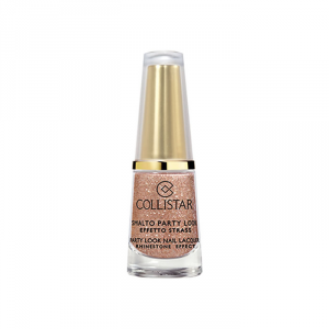 Collistar Party Look Nail Lacquer 619 Bronze Strass