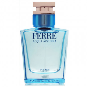 Gianfranco Ferré Azzurra Men Eau De Toilette Spray 50ml
