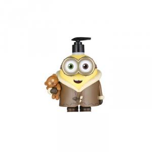 Cartoon Minions Figura Bob 3D Gel Doccia & Shampoo 400ml