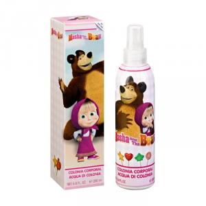 Cartoon Masha And The Bear Eau De Cologne Spray 200ml