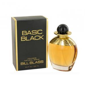 Bill Blass Basic Black Eau De Cologne Spray 100ml