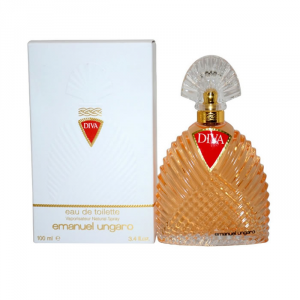 Emanuel Ungaro Diva Eau De Toilette Spray 100ml