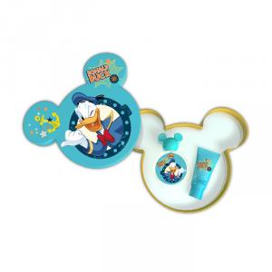 Disney Donald Duck Eau De Toilette Spray 50ml Set 2 Parti