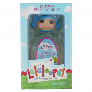 Lalaloopsy Mittens Fluff N Stuff Eau De Toilette Spray 100ml
