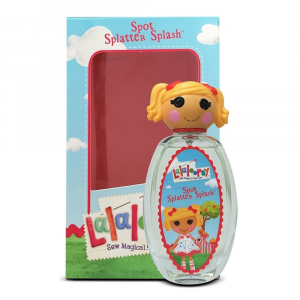Lalaloopsy Spot Splatter Splash Eau De Toilette Spray 50ml