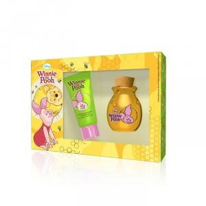 Disney Winnie The Pooh Piglet Eau De Toilette Spray 50ml Set 2 Parti