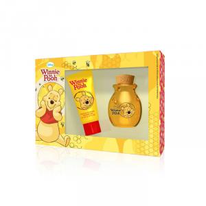 Disney Winnie The Pooh Eau De Toilette Spray 50ml Set 2 Parti