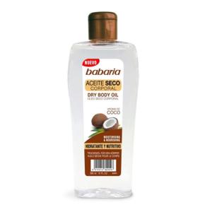 Babaria Olio Per Il Corpo Secco Aroma Di Cocco 300ml