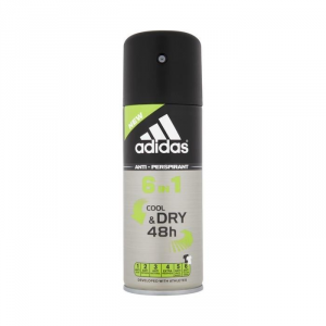 Adidas Cool And Bry 48H 6 In 1 Deodorante Spray 150ml
