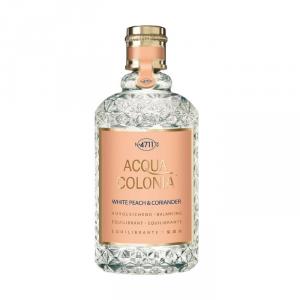 4711 Acqua Colonia White Peach And Coriander Eau De Cologne Spray 170ml