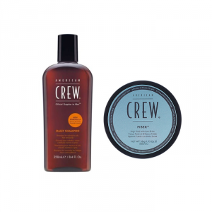 American Crew Daily Shampoo 250ml Set 2 Parti 2017