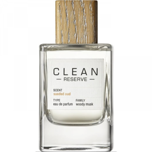 Clean Sueded Oud Eau De Parfum Spray 100ml