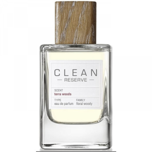 Clean Terra Woods Eau De Parfum Spray 100ml