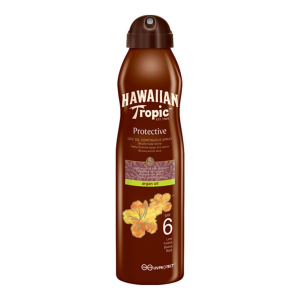Hawaiian Tropic Olio Solare Secco In Spray Spf6 177ml