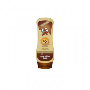 Australian Gold Lotion With Bronzer Spf15 237ml