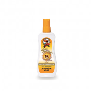 Australian Gold Spray Gel Spf15 237ml