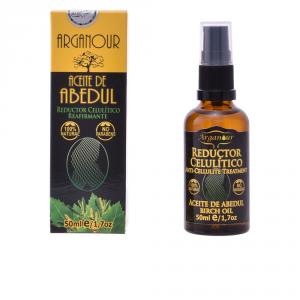 Arganour Anti Cellulite Treatment Olio Di Betulla 50ml