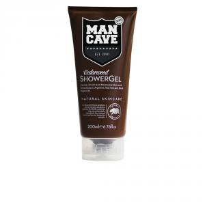 Man Cave Body Care Cedarwood Gel Doccia 200ml