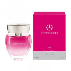 Mercedes Benz Rose Eau De Toilette Spray 60ml