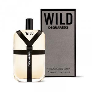 Dsquared2 Wild After Shave Lozione Spray 100ml