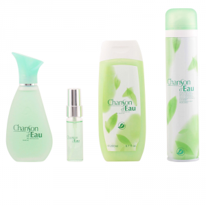 Chanson D'Eau De Toilette Spray 100ml Set 4 Parti 2017