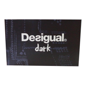 Desigual Dark  Eau De Toilette Spray 100ml Set 2 Parti