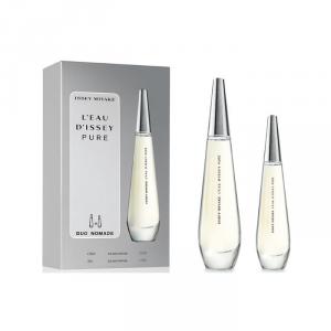 L'Eau D'Issey Pure Eau De Parfum Spray 90ml Set 2 Parti 2017
