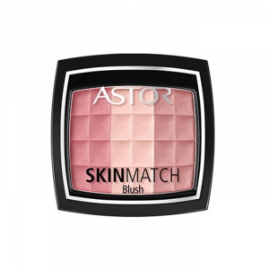 Astor Skin Match Trio Blush 01 Rosy Pink