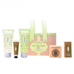 L'Occitane My Verbena Basket Set 5 Parti 2017
