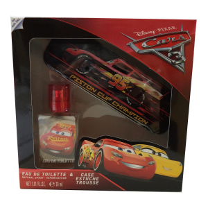Disney Cars 3 Eau De Toilette Spray 30ml Set 2 Parti