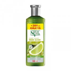 Naturaleza Y Vida Moisturizing Sensitive Shampoo 500ml