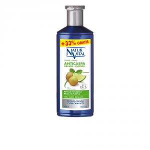 Naturaleza Y Vida Anti-dandruff Shampoo Capelli Grassi 400ml