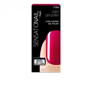 Sensationail Smalto Per Le Unghie Gel Color Raspberry Wine 7,39ml