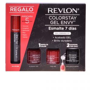 Revlon Colorstay Gel Envy Reds Set 4 Parti 2017