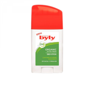 Byly Organic Extra Fresh Deodorante Stick 75ml